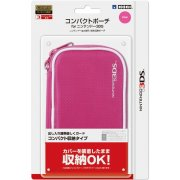 Compact Pouch 3DS (Pink)