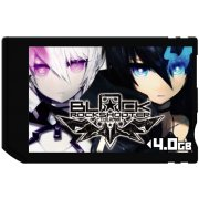 Sony Memory Stick Pro Duo MK2 4GB (Black * Rock Shooter: The Game Edition)