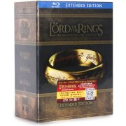 The Lord Of The Rings: The Motion Picture Trilogy [Extended Edition 6 Blu-ray+9 DVD]
