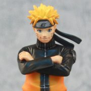 Naruto High Spec Coloring Vol.3 Pre-Painted PVC Figure: Naruto