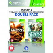 Far Cry 2 &amp; Ghost Recon Advanced Warfighter Double Pack (Classics)