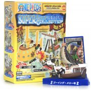 One Piece Super Ship Collection Best Non Scale Pre-Painted Trading Figure