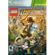 LEGO Indiana Jones 2: The Adventure Continues (Platinum Hits)