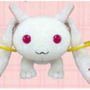 Puella Magi Madoka Magica Plush Doll: Kyubei