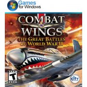Combat Wings: The Great Battles of WWII (DVD-ROM)