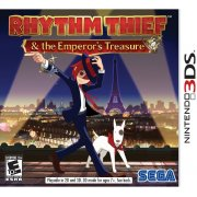 Rhythm Thief &amp; the Emperor's Treasure