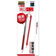 Retractable Touch Pen (red)