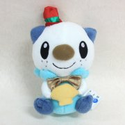 Pokemon Best Wishes - Christmas Plush Doll: Mijumaru