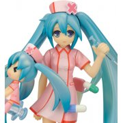 Character Vocal Series Non Scale Pre-Painted PVC Figure: Original Collection Koiiro Byoutou Hatsune Miku