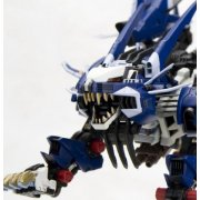 Zoids 1/72 Scale Pre-Painted Plastic Model Kit: RZ-041 Liger Zero Jager