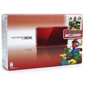 Nintendo 3DS (Super Mario 3D Land Flame Red Edition)