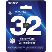 Thumbnail for PS Vita PlayStation Vita Memory Card (32GB)