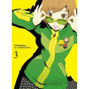 Persona 4 3 [DVD+CD Limited Edition]