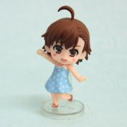 Nendoroid Petite To Aru Majutsu no Index II Non Scale Pre-Painted PVC Figure Vol. 2: Last Order