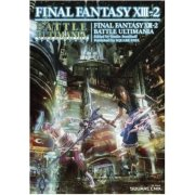 Final Fantasy 13-2 Battle Ultimania