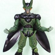 Dragon Ball SCultures Big Pre-painted PVC Figure: Cell