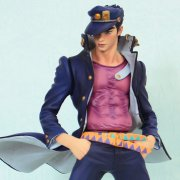 Jojos Bizarre Adventure - Master Stars Piece Pre-Painted PVC Figure: Jotaro Kujo