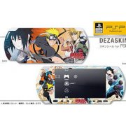 Dezaskin - Naruto:Shippuden Sticker 02 for PSP-3000