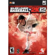 Major League Baseball 2K12 (DVD-ROM)
