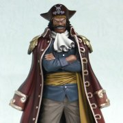One Piece The Grandline Men Vol. 11 Pre-Painted PVC Figure: Gol D. Roger