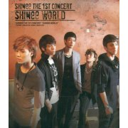 SHINee The 1st Concert 'SHINee World' [2CD]