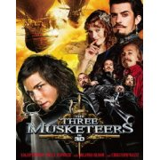 The Three Musketeers [3DBlu-ray+Blu-ray Limited Edition]
