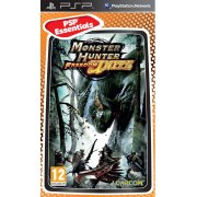 Monster Hunter Freedom Unite (PSP Essentials)