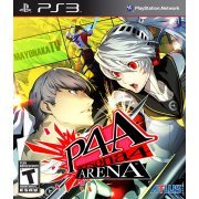Thumbnail for Persona 4 Arena (w/ Soundtrack CD)