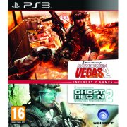 Tom Clancy's Rainbow Six Vegas 2 &amp; Ghost Recon Advanced Warfighter 2 Double Pack