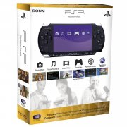 PSP PlayStation Portable Core Pack - Piano Black (PSP-3000)