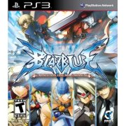BlazBlue: Continuum Shift (Damage case)