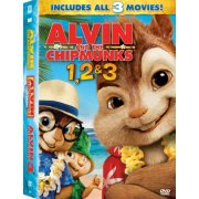Alvin and the Chipmunks [1-3 Pack Boxset]