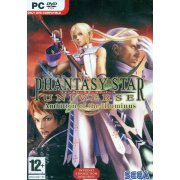 Phantasy Star Universe: Ambition of the Illuminus (DVD-ROM)