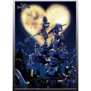 Kingdom Hearts Wall Scroll