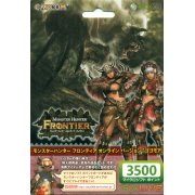 Xbox Live Points (3,500 Points) [Monster Hunter Frontier Online - Gogomoa]