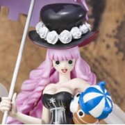 One Piece Figuarts Zero Non Scale Pre-Painted PVC Figure: Perona