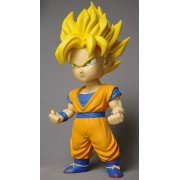 Bobbing Head Dragon Ball Pre-Painted PVC Trading Figure: Kai Son Goku