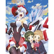 Senki Zessho Symphogear 4 [Blu-ray+CD Limited Edition]