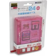 3DS Card Case 24 (Pink)