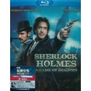Sherlock Holmes: A Game Of Shadows [Lenticular Edition]