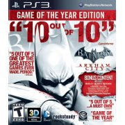Batman: Arkham City (Game of the Year)