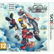 Kingdom Hearts 3D: Dream Drop Distance (Exclusive AR Cards Included)