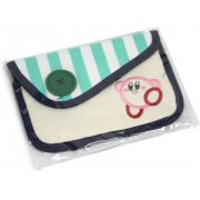 Club Nintendo Original Kirby Snap Pouch (Green)
