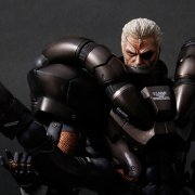 Metal Gear Solid 2 SONS OF LIBERTY Play Arts Kai Solidus Snake