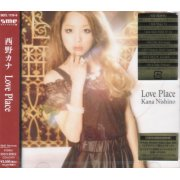 Love Place [CD+DVD Limited Edition]