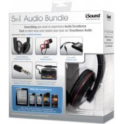 DreamGear 5 in 1 Ultimate Audio Bundle
