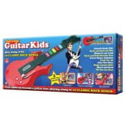 DreamGear Play-A-Long Guitar Kids Plug 'N Play Guitar