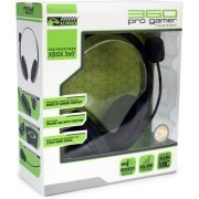 Komodo Pro Gamer Headset (Black)