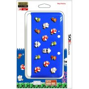 Body Cover 3DS Type F (Super Mario Bros. Blue)