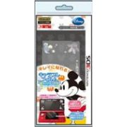 Chara Pure Hologram Seal for 3DS (Mickey)